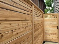 Different Styles of Wood Fencing