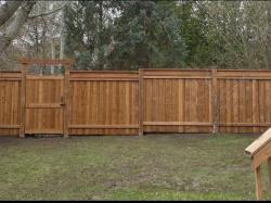 New Fence Wide