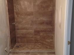 Seamless Shower and Bathrooms