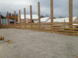Custom fencing any size