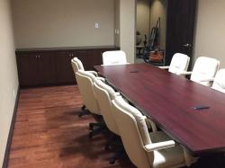 Flooring and other Office upgrades